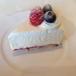 グローバー - レアチーズケーキ♡