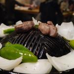 57543469 - スタートセットのお野菜と、味付きなしのお肉!