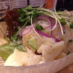濱松たんと 本店 - ポテトサラダ