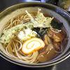 名剣温泉 - 料理写真:山菜そば:800円