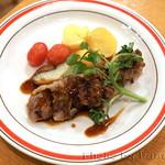 ベルサイユの豚 - 松阪牛とフォアグラ