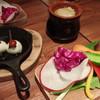 ディ フォルマッジオ クラ 6330 - 料理写真:前菜 自家製ボッコンチーニ&バーニャカウダ