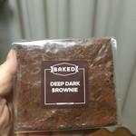 BAKED - ディープダークブラウニー 税込540円