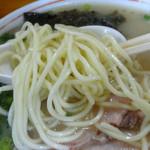圭順 - 「チャーシューメン」中細ストレート麺