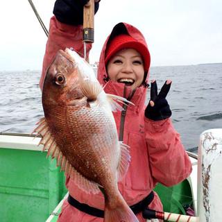 店長が海釣りで釣った魚を調理してます☆