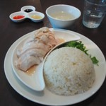 57579610 - 海南鶏飯(大)1,350円也