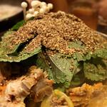 辰家 - カムジャタン(豚背骨とジャガイモの豚骨スープ鍋)