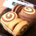 タリーズ コーヒー - クッキー ヾ(≧∇≦*)/