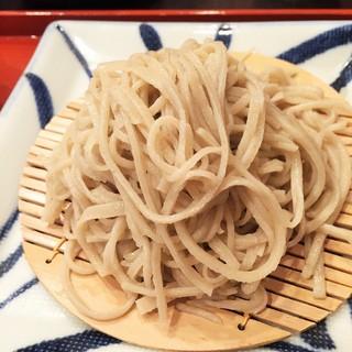 山久 - 山九らんちセット:やぶせいろ蕎麦