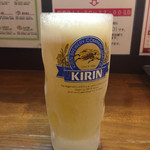 フタツメ - 161017 生ビール