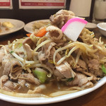 フタツメ - 161017 肉野菜炒め