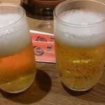 担々麺 錦城 - ゾイッチと乾杯(2016.10)
