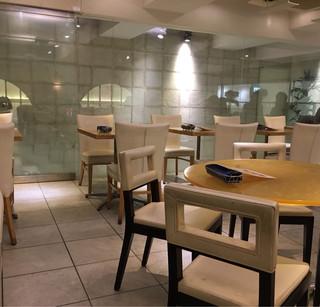 パークサイドカフェ ecute大宮店 - なかなか広いカフェです!!