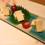 つみき - 2016 クリームチーズの越後味噌漬け