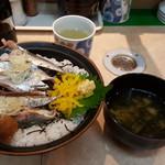 ぐるめ寿司 遠藤町店 - 季節限定 さんま丼ランチ