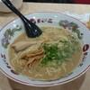 吉田ホルモン - 料理写真:〆の天一のこってりラーメン