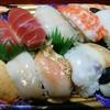 スーパー丸幸 - 料理写真:【2016.10.16(日)】お魚屋さんの生寿司599円