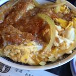 角清 - カツ丼