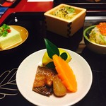 高志の宿 高島屋 - 前菜