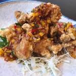 菜音 - 油淋鶏