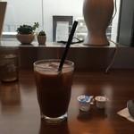 ワイアードカフェ ニュース - アイスコーヒー(ランチに付いています)