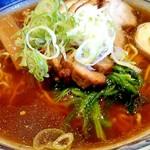 57598866 - しょうゆチャーシュー麺(中盛りサービス)1000円
