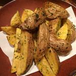 旬彩Dining ちゃくら - インカのめざめのポテトフライ