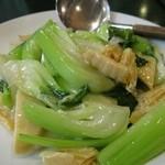 百香亭 - 炒中國素菜