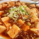 白鳳 新館 - 麻婆豆腐