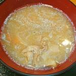 鮨処 祭 - 豚汁(^0_0^)ブヒー♥ 具沢山♥