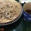 一らん - 料理写真:二八の新蕎麦