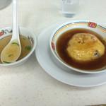 餃子の王将 - ジャストサイズ天津飯 2016年10月