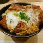 豚屋とん一 - かつ大(780円)