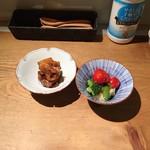 57602896 - 肝入り山椒親子丼ランチ1,000円