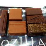 ショコラトリー ロジラ - ボンボンショコラ