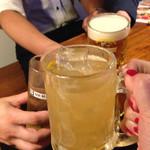 龍多風亜 - 5人で乾杯\(^o^)/