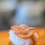大寿司 - 奧州(むつ)閖上(ゆりあげ)赤貝(あかゞひ)紐(ひも)