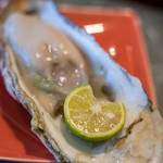 大寿司 - 蝦夷地(えぞち)昆布森(こんぶもり)の眞牡蠣(まがき)