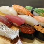 宝鮨 - 特上寿司