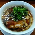 ばらもん十八番 - 「尾道醤油ラーメン」700円
