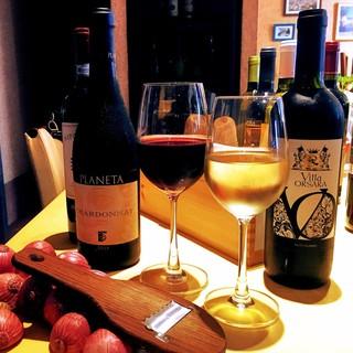 ボルゲリ有機ワイン特別ディナー