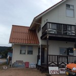 海辺のカフェ&ペンション Del Mar - お店
