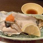 北海道料理ユック - 生ガキ