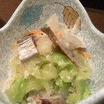 北海道料理ユック - にしん漬け