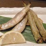 北海道料理ユック - ししゃも