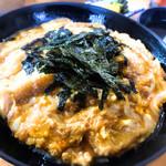 お食事処 丸徳 - 料理写真:人気のカツ丼850円!