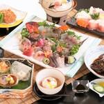 民宿マルキ - 料理写真: