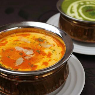 イケメンコックが作る本格インド料理