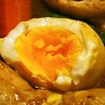 ラマイ - トッピング(エナック鶏卵ゆで卵)