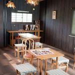 桃の農家カフェ ラペスカ - 店内 2階